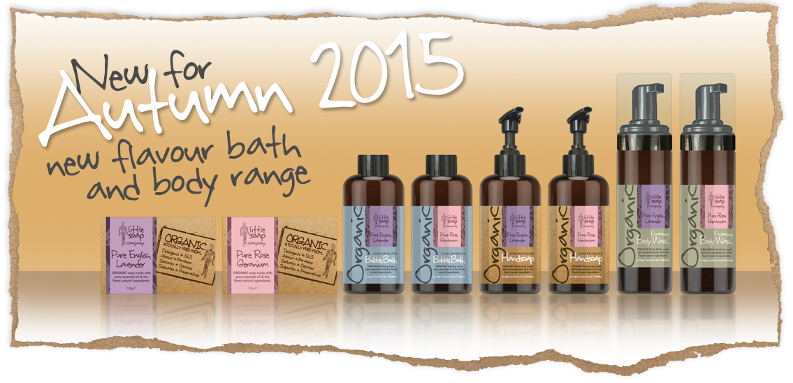 Introducing brand new products from Little Soap Company_LittleSoapCompany.co.uk